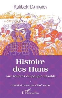 Histoire des Huns