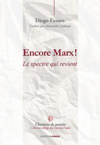 Encore Marx !