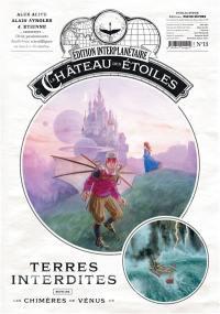 Le château des étoiles. Volume 13, Les chimères de Vénus