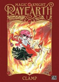Magic knight Rayearth. Volume 1,