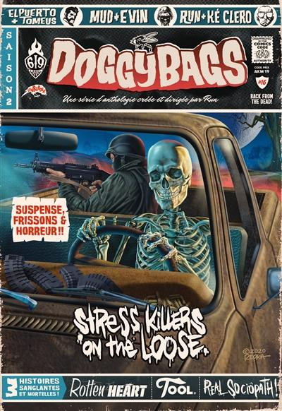 Doggy bags. Volume 16,