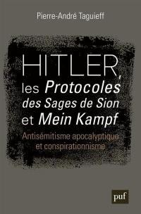 Hitler, les Protocoles des sages de Sion et Mein Kampf