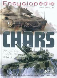 Encyclopédie des chars de combat modernes. Volume 2,