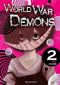 World war demons. Volume 2,