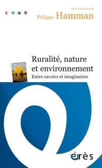 Ruralité, nature et environnement