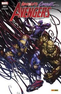 Avengers. n° 7, Carnage absolu