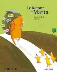 Le retour de Marta