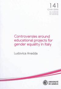 Controversies around educational projects for gender equality in Italy