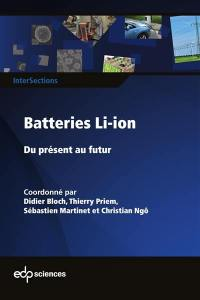 Batteries Li-Ion