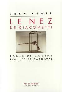 Le Nez de Giacometti