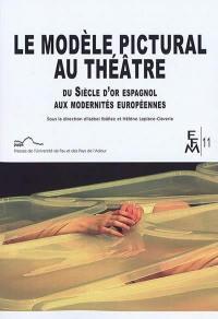 Le modèle pictural au théâtre
