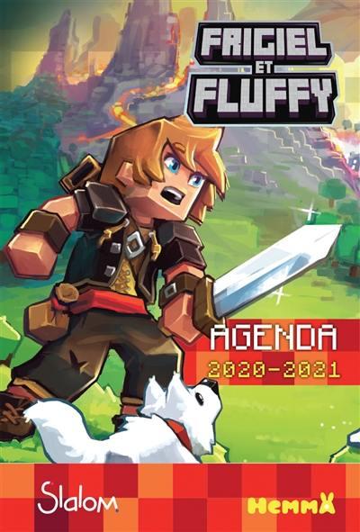 Frigiel et Fluffy : agenda 2020-2021