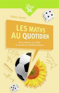 Les maths au quotidien