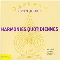 Harmonies quotidiennes