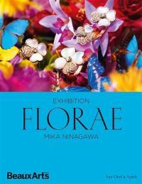 Exhibition Florae, Mika Ninagawa : Van Cleef & Arpels : à l'Hôtel d'Evreux