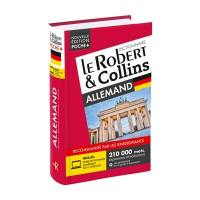 Le Robert & Collins allemand poche +