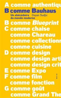 B comme Bauhaus