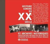 Histoire sonore du XXe siècle
