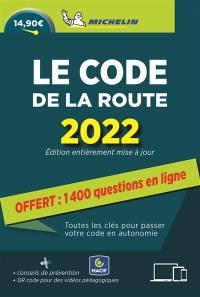 Le code de la route 2022
