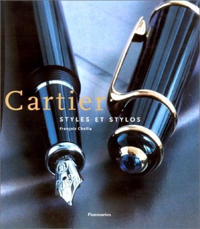 Cartier, styles et stylos
