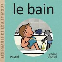 Les images de Lou et Mouf, Le bain