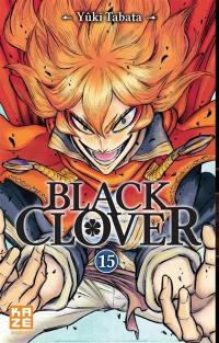 Black Clover. Volume 15,