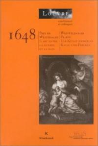 1648 paix de Westphalie