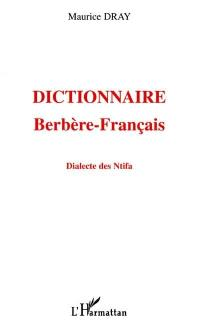 Dictionnaire berbère-français