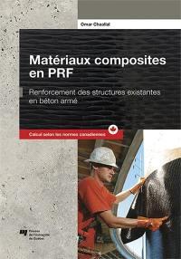 Matériaux composites en PRF