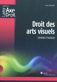 Droit des arts visuels