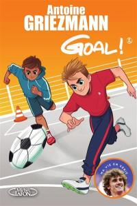 Goal !. Volume 2, Un espion dans l'équipe