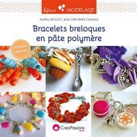 Bracelets breloques en pâte polymère