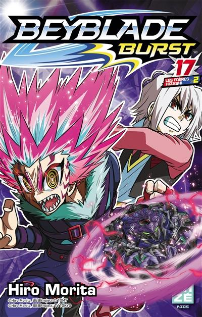 Beyblade burst. Volume 17,