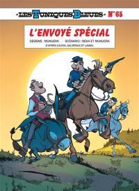 Les Tuniques bleues. Volume 65, L'envoyé spécial
