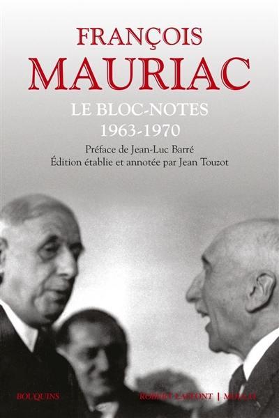 Le bloc-notes. Volume 2, 1963-1970