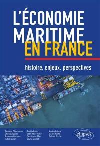 L'économie maritime en France