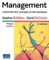 Management : l'essentiel des concepts et des pratiques