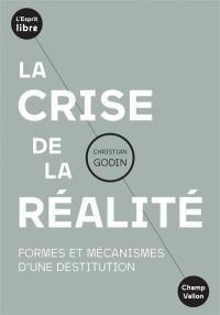 La crise de la réalité