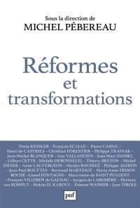 Réformes et transformations