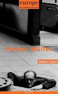 Europe. n° 1068, Hubert Lucot