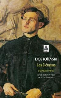 Les démons. Volume 2,