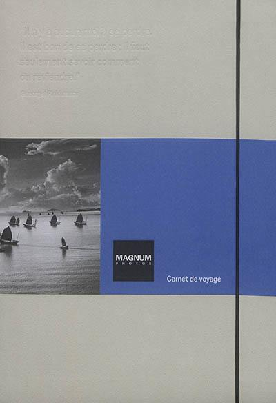 Carnet de voyage Magnum photos