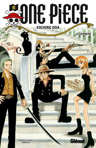 One Piece. Volume 6, Le serment