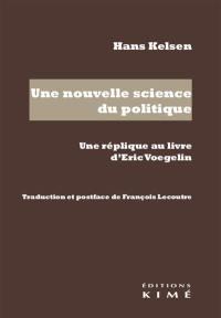 Une nouvelle science du politique