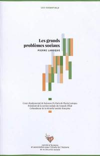 Les grands problèmes sociaux