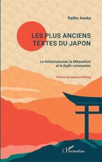 Oeuvres classiques du bouddhisme japonais. Volume 12, Les plus anciens textes du Japon