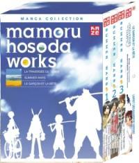 Mamoru Hosoda works