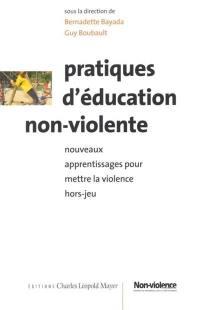 Pratiques d'éducation non violente