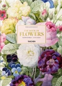 The book of flowers = Das Buch der Blumen = Le livre des fleurs