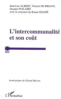 L'intercommunalité et son coût